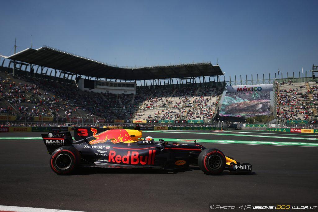 F1 | GP Messico, FP2: Ricciardo davanti a tutti