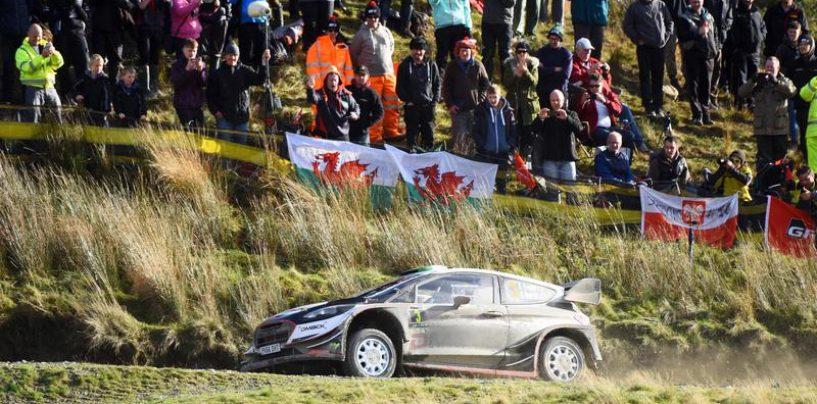 "<span class=""entry-title-primary"">WRC | Galles: Evans imprendibile, Neuville supera le M-Sport</span> <span class=""entry-subtitle"">Le gomme DMACK fanno volare il gallese, il belga completa la rimonta</span>"