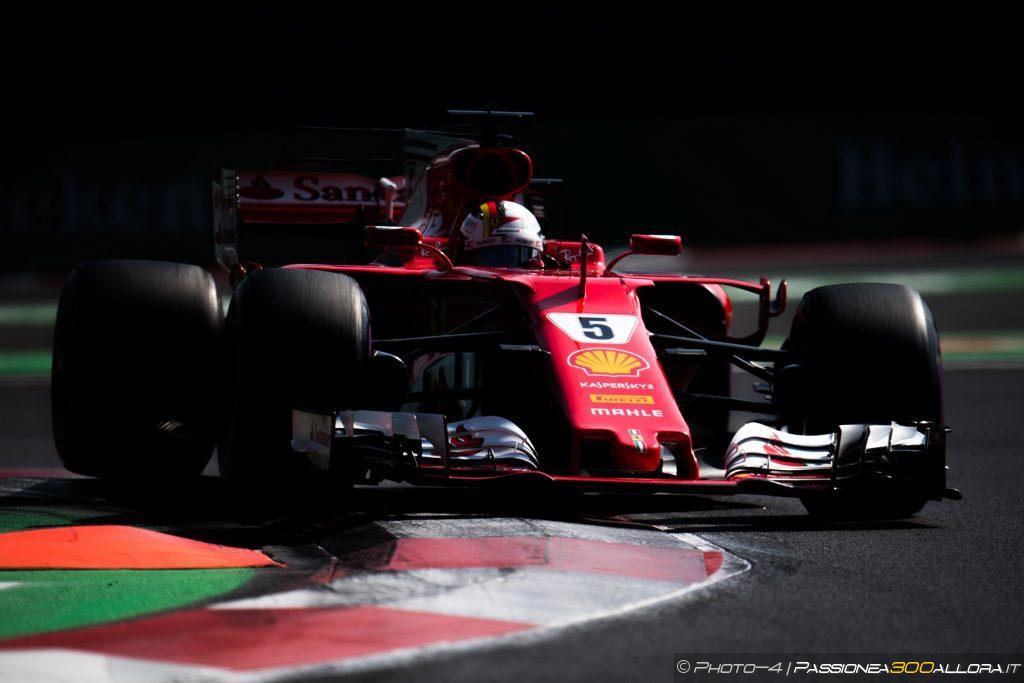 F1 | GP Messico, qualifiche: Vettel in Pole con la Ferrari! Verstappen 2° davanti a Hamilton