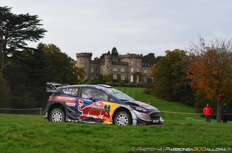 WRC | Galles: Evans trionfa in casa, Ogier è campione del mondo!