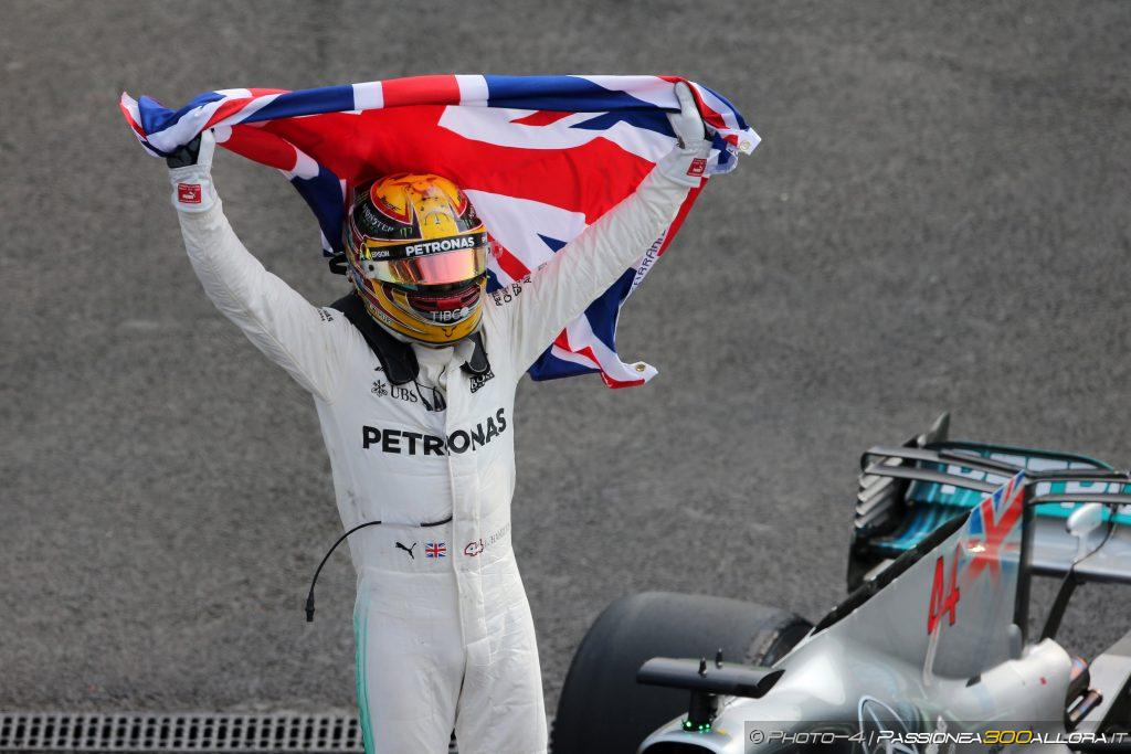 Well done, Lewis