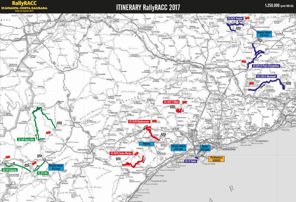WRC | Rally di Catalunya 2017 - Anteprima 1