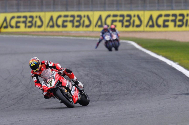 SBK   GP Francia: Davies torna a vincere, podio completato dalle Yamaha