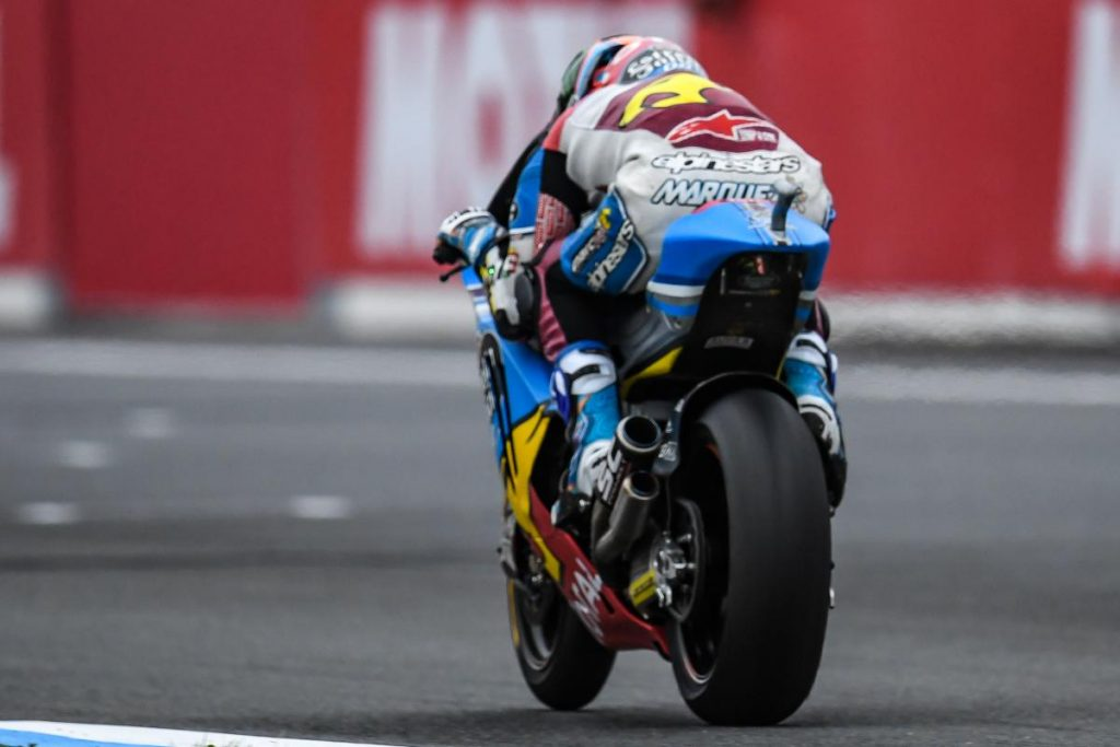 Moto2   GP Giappone: terza vittoria dell'anno per Alex Marquez