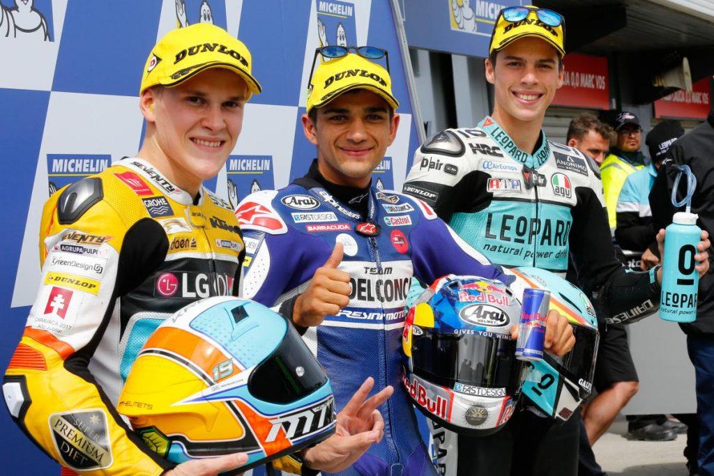 Moto3 | GP Australia: Martin in pole a Phillip Island