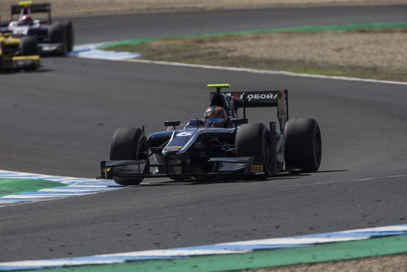 F2   Jerez: Markelov mago della gestione, sua la sprint race