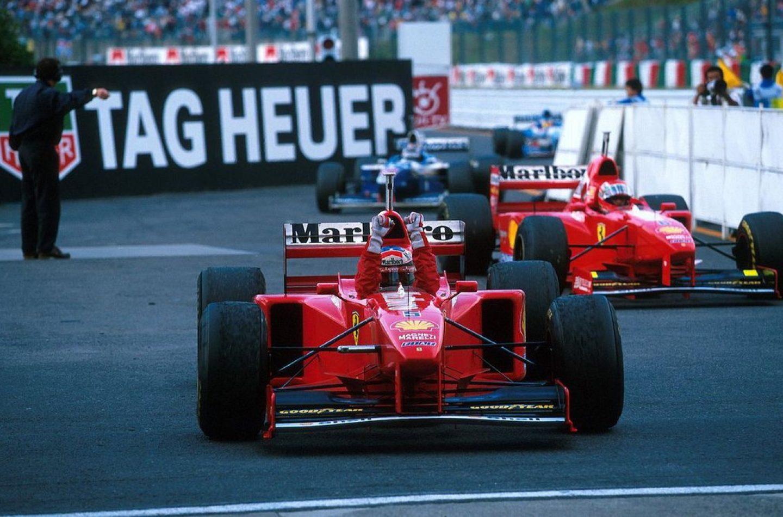 Suzuka 1997: la domenica perfetta della Ferrari