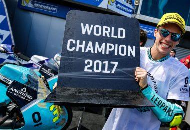 Moto3 | GP Australia: Joan Mir vince ed è campione del mondo!