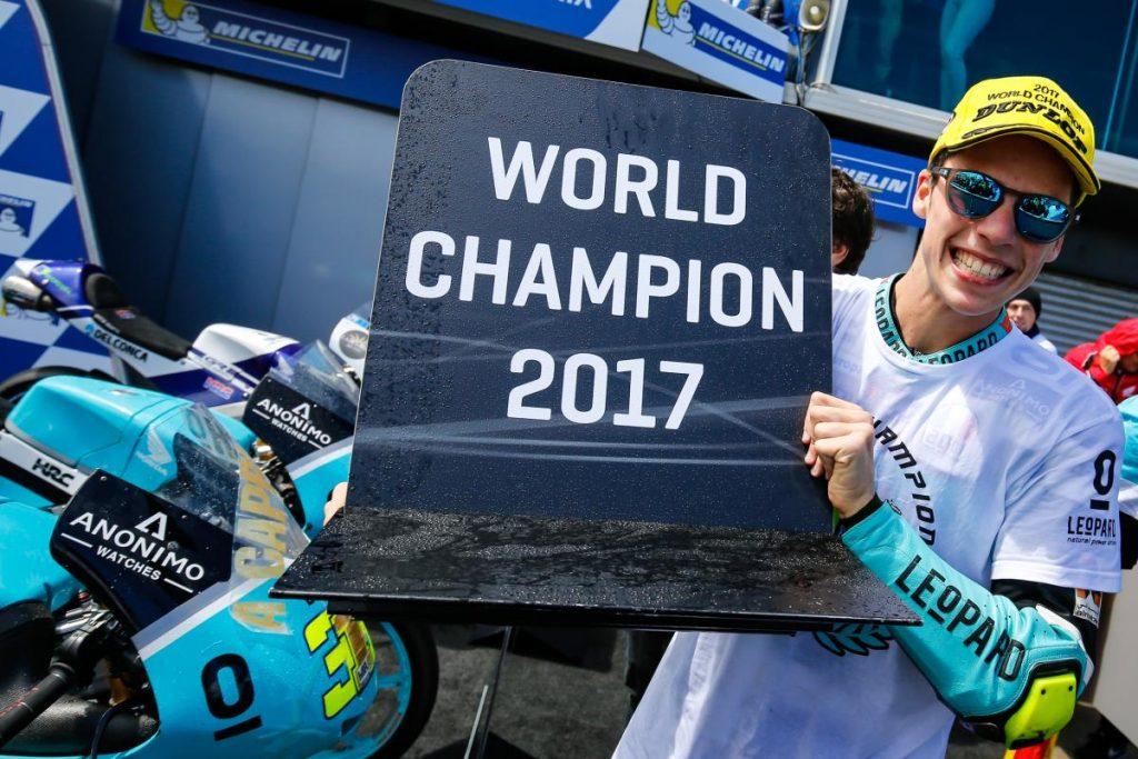 Moto3   GP Australia: Joan Mir vince ed è campione del mondo!