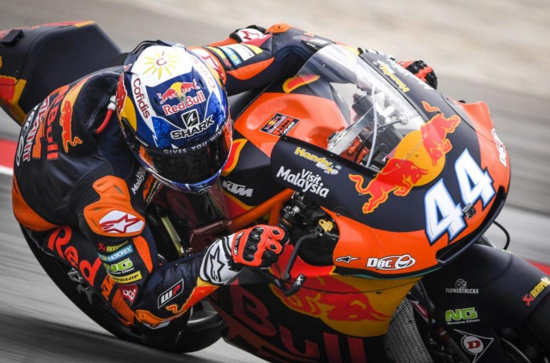 """Moto2   GP Malesia: seconda vittoria di fila per Oliveira. Titolo """"a tavolino"""" a Morbidelli"""