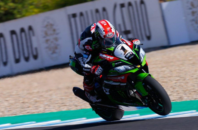 SBK | GP Spagna: doppietta per Rea anche a Jerez