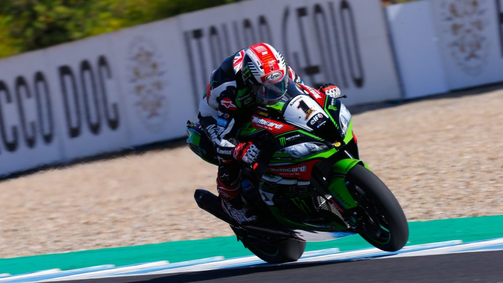 SBK   GP Spagna: doppietta per Rea anche a Jerez