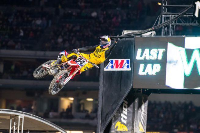 Supercross   Nuove regole per il 2018