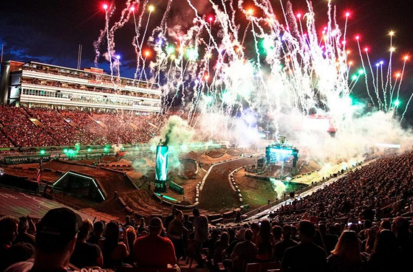 Monster Energy Cup 2017