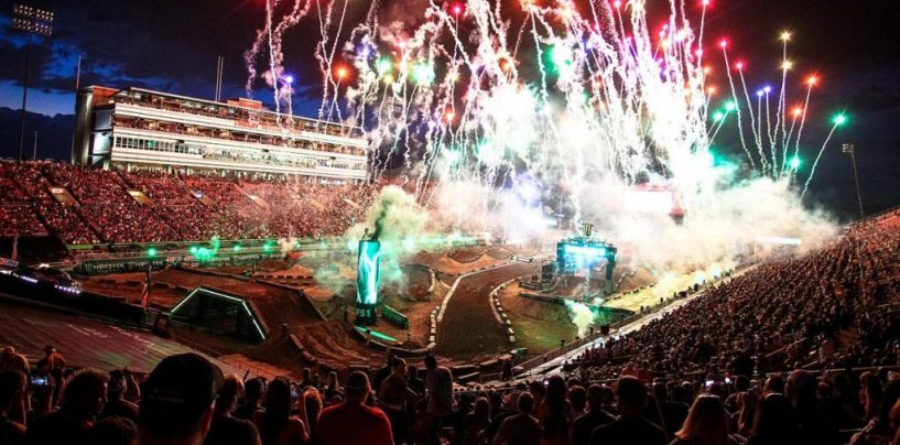 """<span class=""""entry-title-primary"""">Monster Energy Cup 2017</span> <span class=""""entry-subtitle"""">A Las Vegas in palio 1 milione di dollari per il vincitore</span>"""