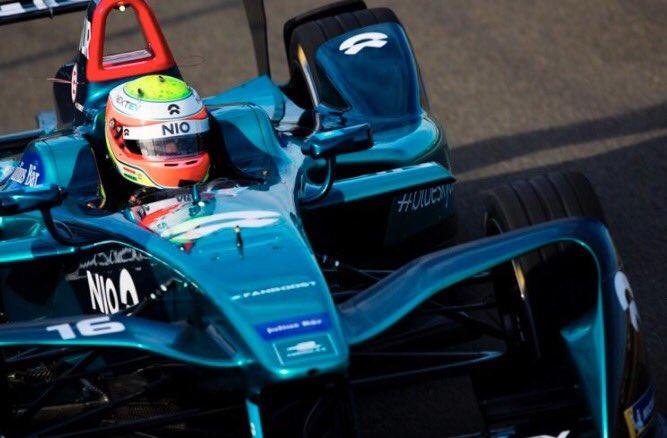 Formula E   Turvey apre le danze nei test di Valencia