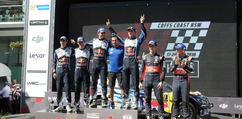 "<span class=""entry-title-primary"">WRC | Rally d'Australia 2017 - Anteprima</span> <span class=""entry-subtitle"">Con i titoli già decisi, tutti a caccia dell'ultimo squillo stagionale</span>"