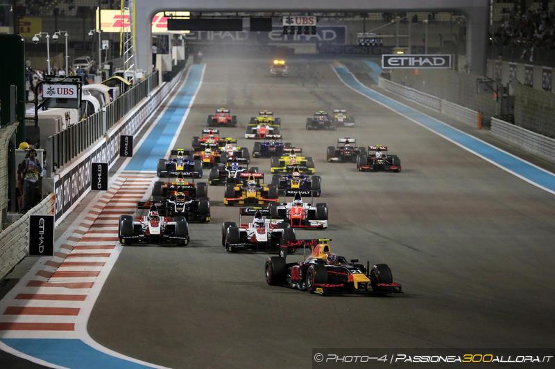 F2 | GP Abu Dhabi 2017 - Anteprima