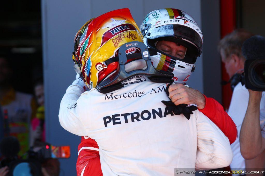 Prost, Vettel, Hamilton: quando quattro non è sempre... quattro