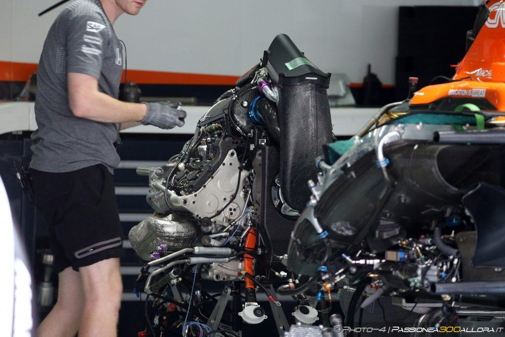 Tre PU per 21 gare: è la F1 o il WEC?