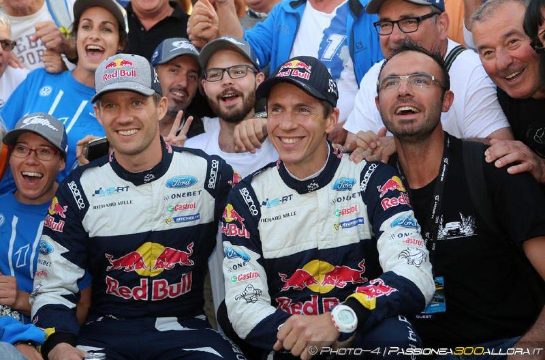 WRC   Ogier ed Evans confermati in M-Sport