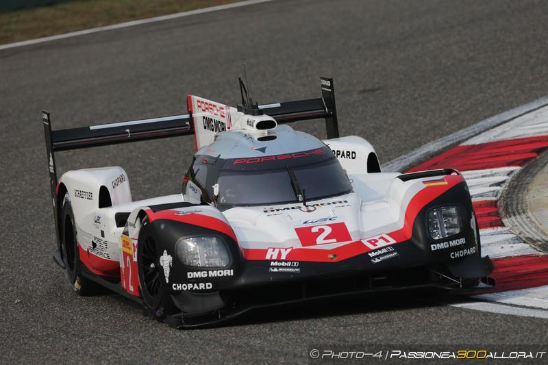 WEC   Shanghai: vince Toyota, Porsche si prende i titoli