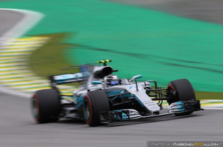F1 | GP Brasile: Bottas in pole per 38 millesimi su Vettel e Raikkonen. Hamilton out