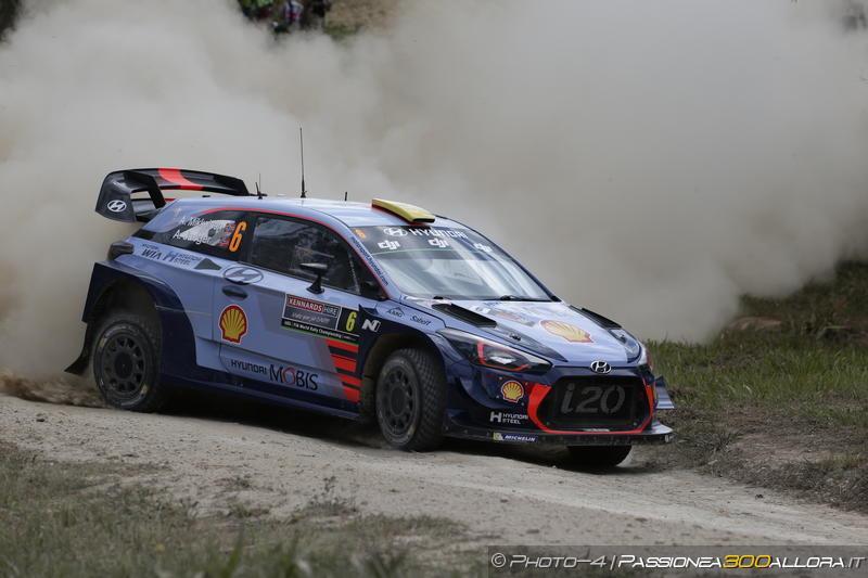 WRC | Australia: Mikkelsen in fuga davanti alle Citroën