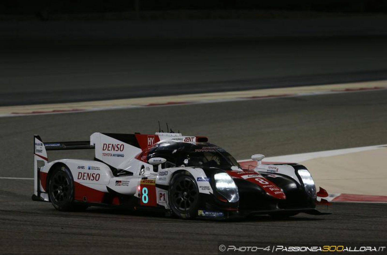 WEC   Bahrain: cinquina per Toyota, Ferrari iridata in GTE