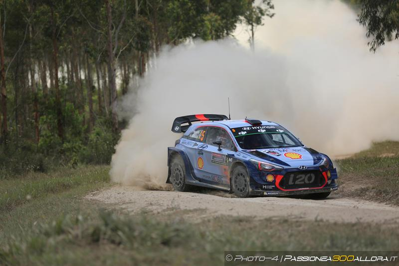 WRC | Australia: Neuville chiude in bellezza, Latvala out in Power Stage