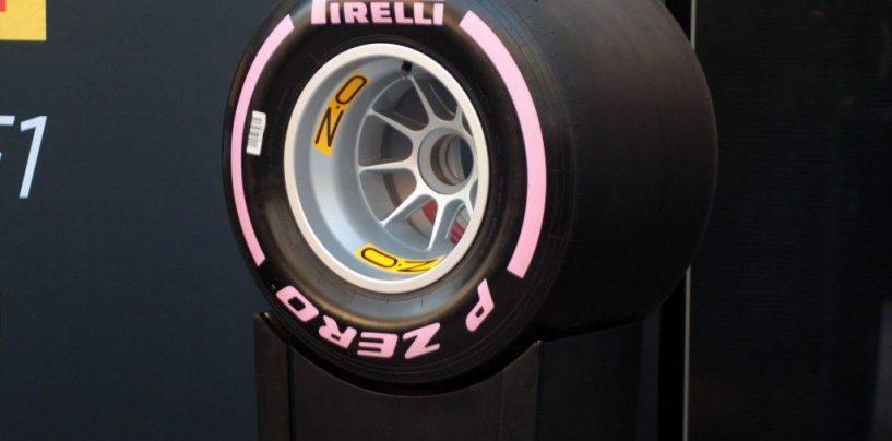 """<span class=""""entry-title-primary"""">Sette mescole e un arcobaleno di dubbi</span> <span class=""""entry-subtitle"""">Nel 2018 si cala il Settebello delle gomme. Ma la F1 ne ha davvero bisogno?</span>"""