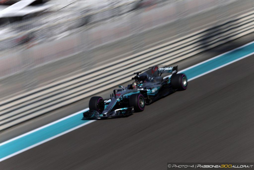 F1 | GP Abu Dhabi, FP3: Hamilton e Bottas in testa davanti alle Ferrari