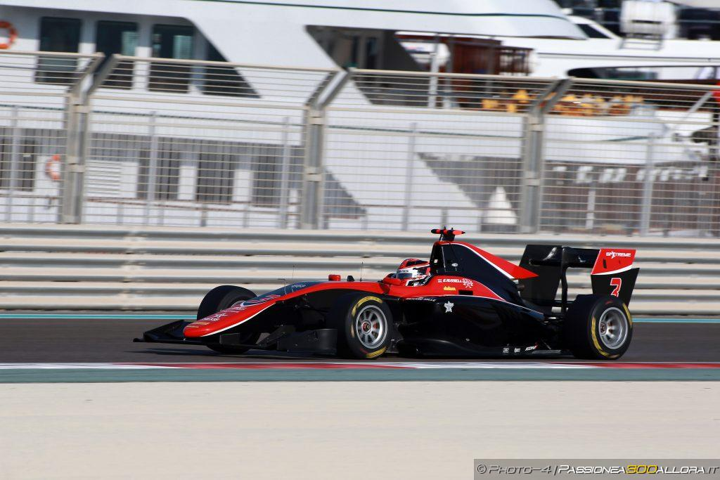 GP3 | Russell in pole ad Abu Dhabi