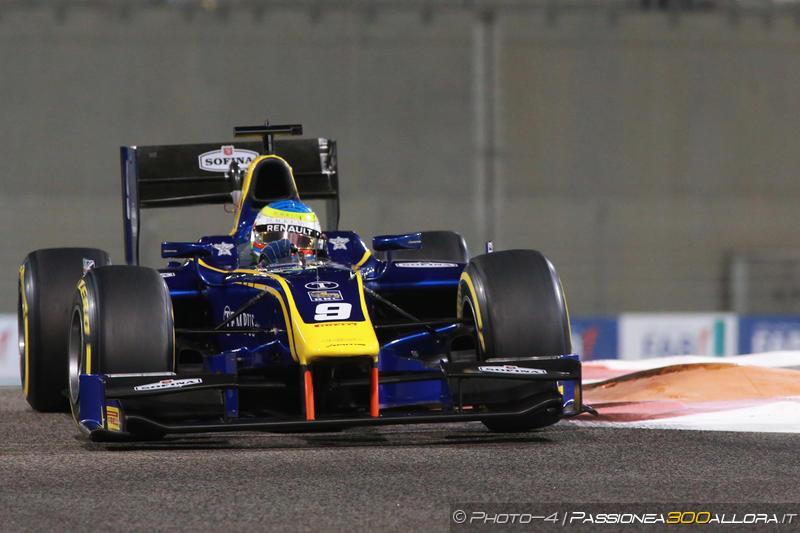 F2   Abu Dhabi: Rowland batte Markelov, Fuoco sul podio