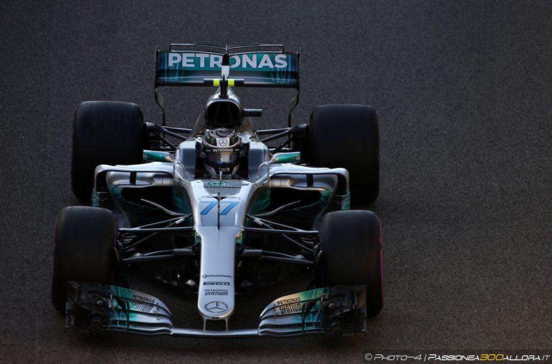 F1 | GP Abu Dhabi, qualifiche: Bottas ancora in pole su Hamilton e Vettel