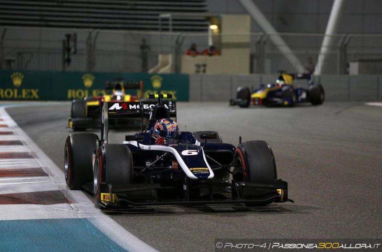 F2 | Abu Dhabi: Rowland e Fuoco squalificati, vince Markelov