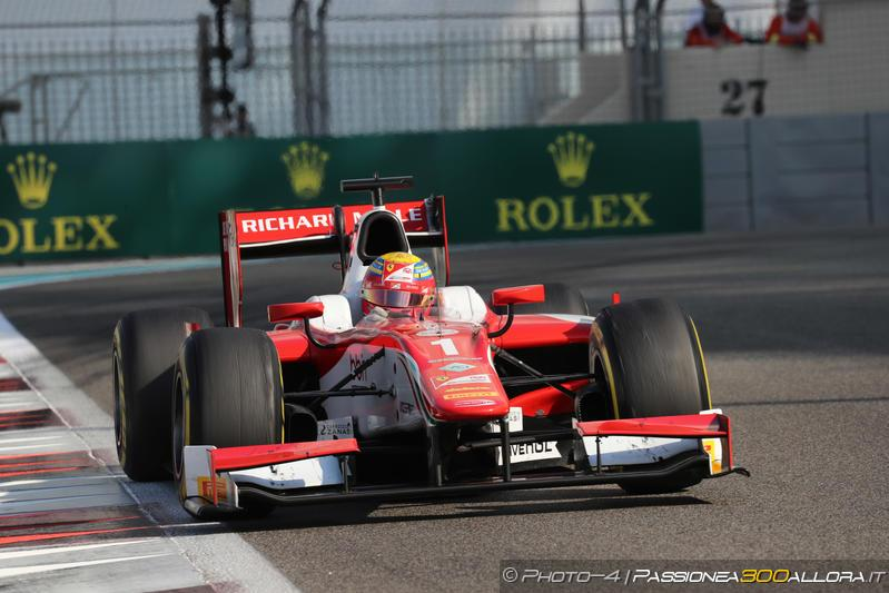 F2 | Abu Dhabi: Leclerc vince in rimonta, Russian Time vince il titolo team