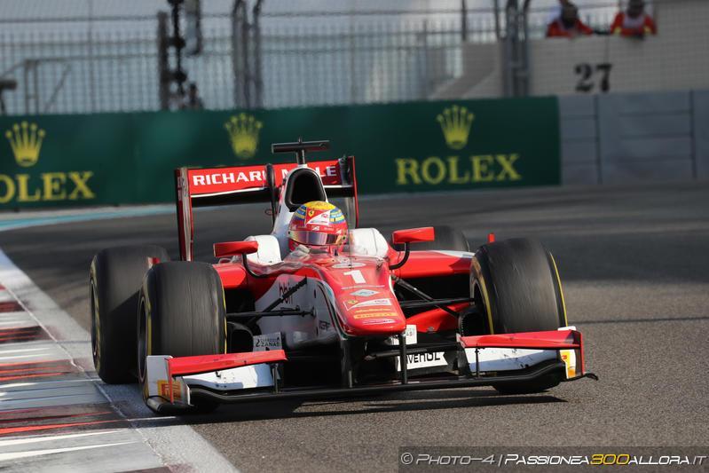 F2 | Abu Dhabi: Leclerc vince in rimonta, Russian Time vince il titolo team