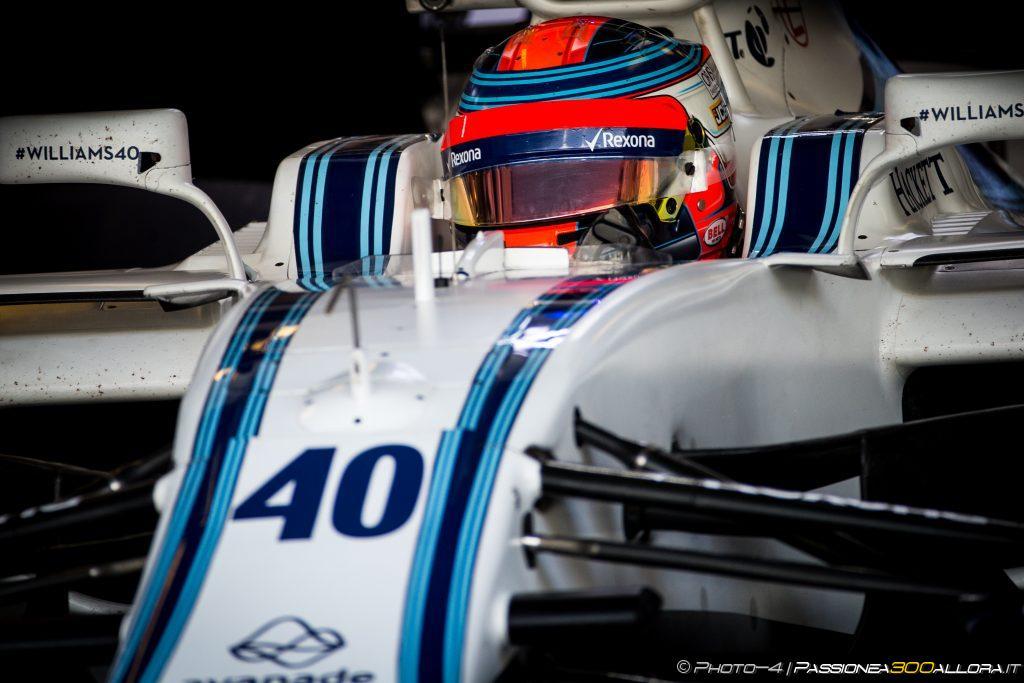 F1 | Test Abu Dhabi, day 1. Raikkonen ok, Kubica fa 100