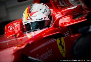 F1 | Test Abu Dhabi, day 2: Vettel chiude in testa con la Ferrari
