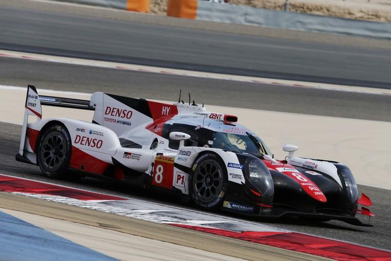 WEC | Bernhard il più veloce nei test, Alonso oltre i 100 giri