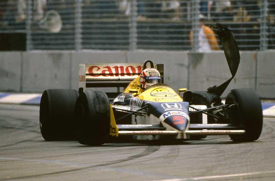 Australia, 1986. Una F1 distante anni luce