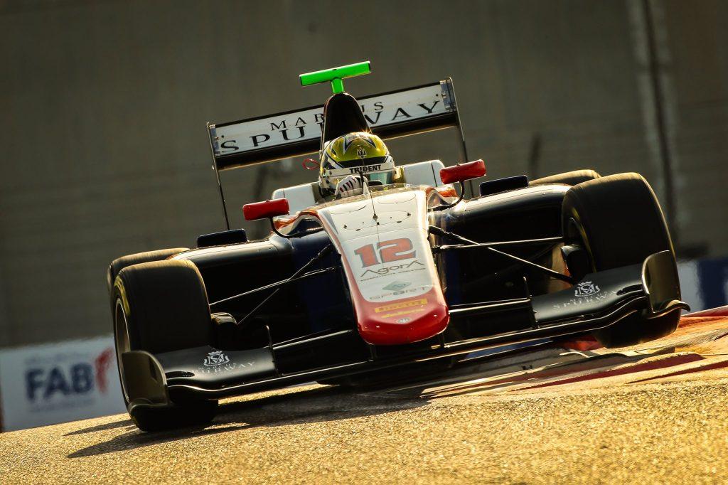 GP3 | GP Abu Dhabi, Boccolacci chiude l'anno vincendo Gara 2