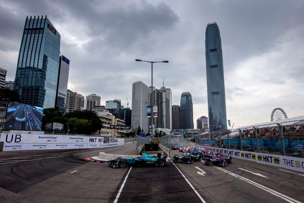 Formula E | Hong Kong ePrix 2017 - Anteprima