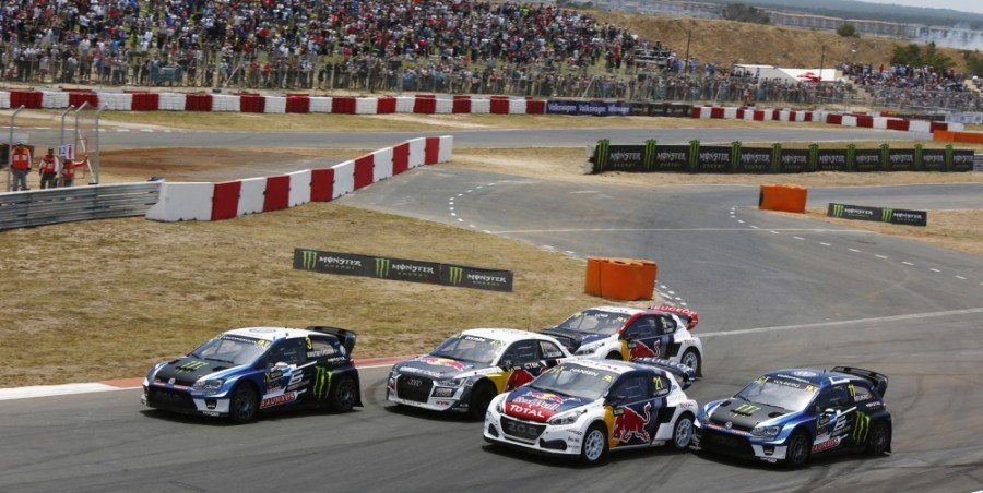 WRX | Sudafrica: Kristoffersson vince l'ultimo evento della stagione