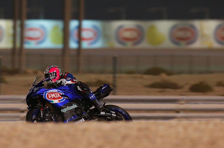 SSP600, GP Qatar: vittoria e mondiale a Mahias