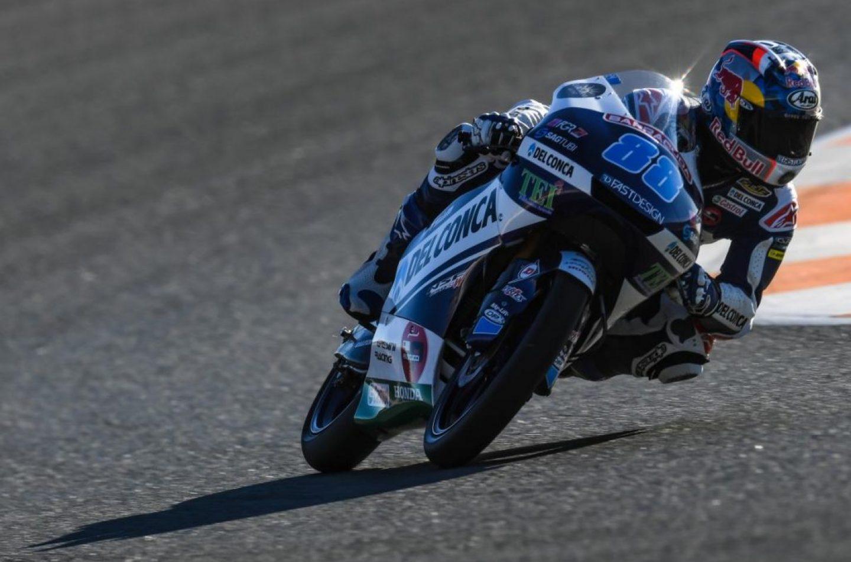 Moto3   GP Valencia: prima vittoria di Jorge Martin. Podio tutto spagnolo