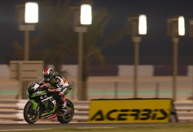 SBK | GP Qatar: ultima Superpole dell'anno a Rea