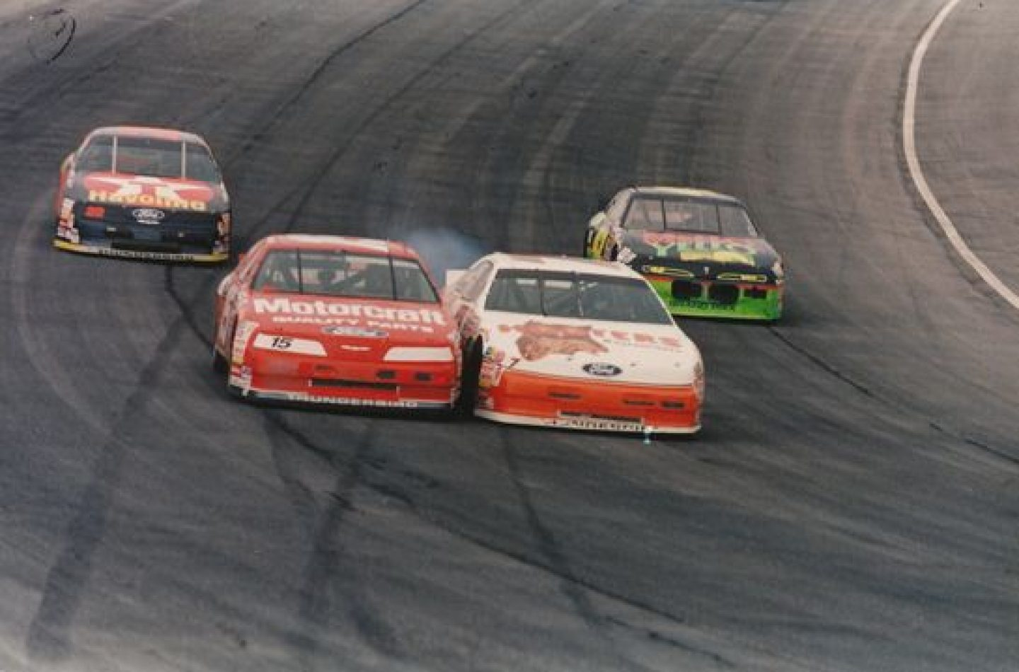 NASCAR | 1992 Hooters 500: one for the ages [Parte 2]