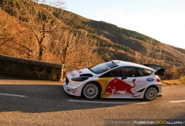 WRC | Ford torna in forma ufficiale nel 2018